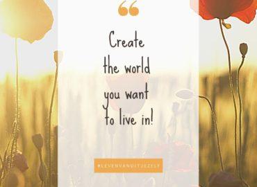 Workshops om te leven vanuit jezelf