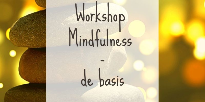 Workshop Mindfulness-de basis
